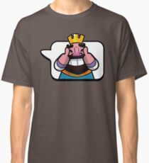Humor KING CR Emote Classic T-Shirt