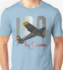 Plane & Simple by Cessna Design-180 VH-TVA T-Shirt
