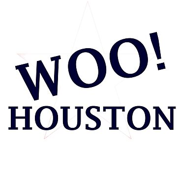WOO! HOUSTON LETS GO GET A WIN H-TOWN! by Motion45