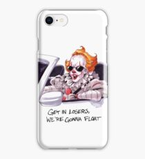 Get In Losers iPhone Case/Skin