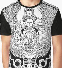 Bodhisattva Graphic T-Shirt