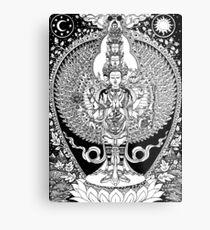 Bodhisattva Metal Print