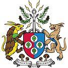 Denjuu World Coat of Arms by RacieB