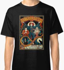 Sanderson Sisters Tour Poster Classic T-Shirt