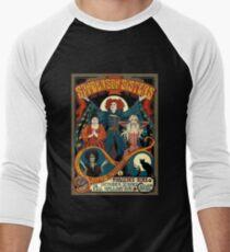 Sanderson Sisters Tour Poster Men's Baseball ¾ T-Shirt