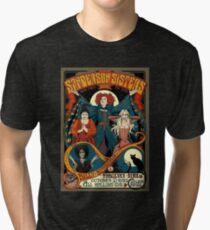 Sanderson Sisters Tour Poster Tri-blend T-Shirt
