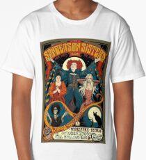 Sanderson Sisters Tour Poster Long T-Shirt