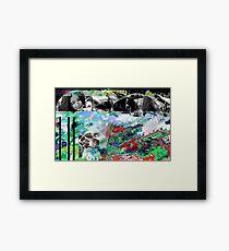 NR 041 Framed Print