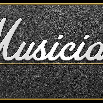 Musician - (Guitar Amplifier Style) by RyanJGill