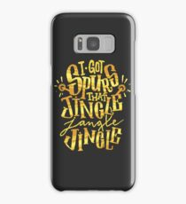 Jingle Jangle Jingle Samsung Galaxy Case/Skin