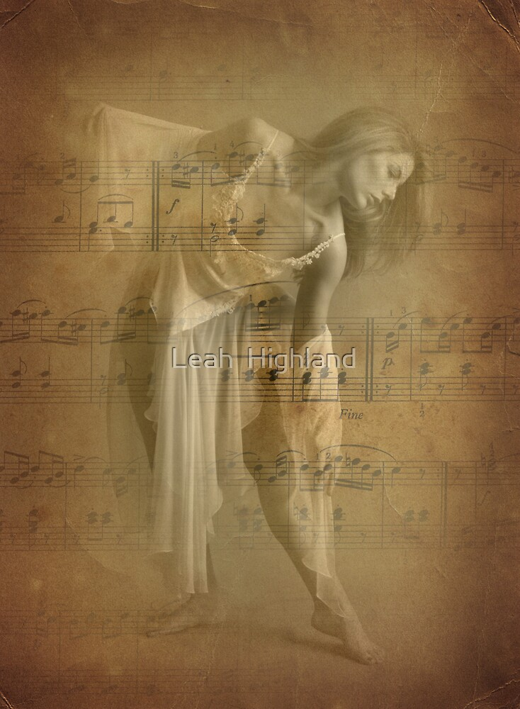 """""""Feel The Music"""" by Leah  Highland"""