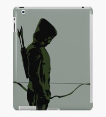 Green Arrow - Oliver Queen iPad Case/Skin