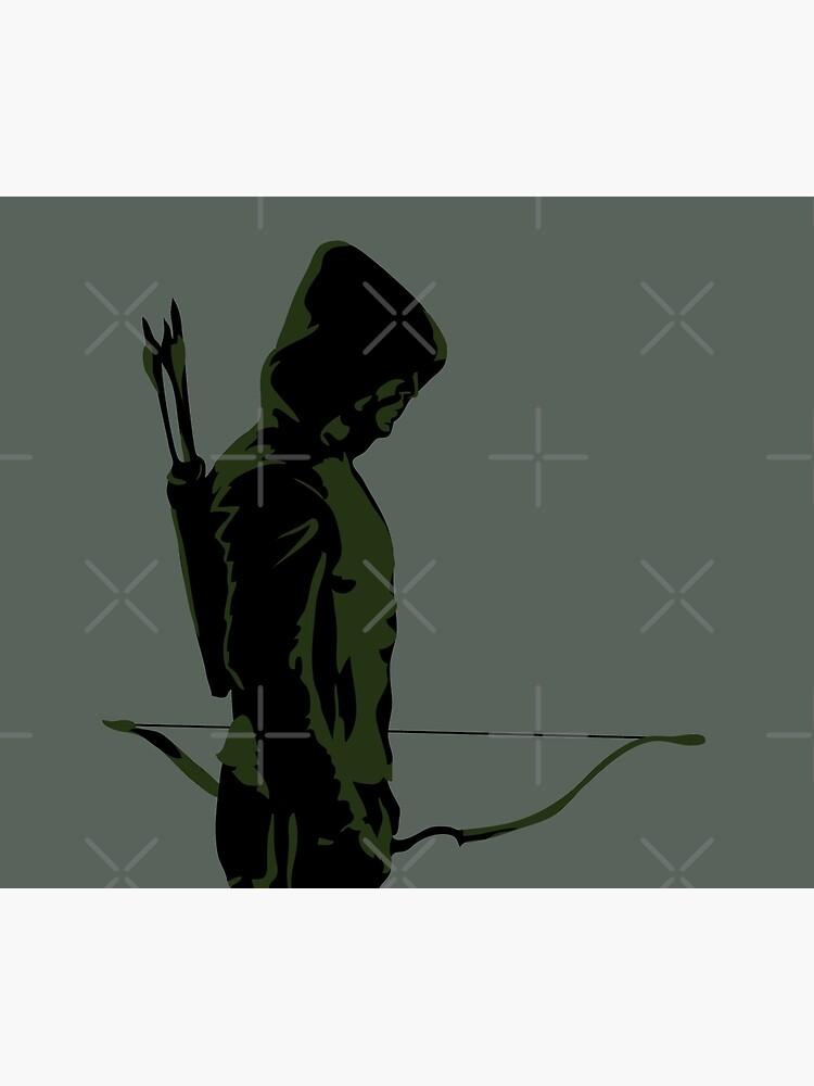 Green Arrow - Oliver Queen by jessannjo