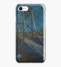 San Francisco Blue iPhone Case/Skin