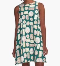 biscuit barrel A-Line Dress