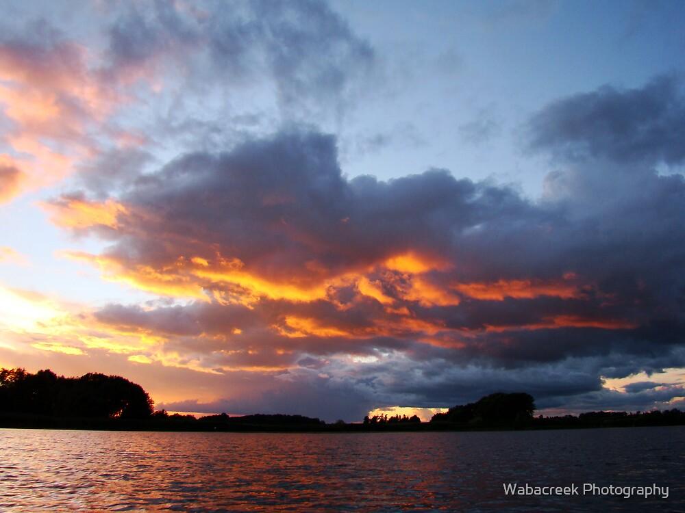 Sunset by Jocelyne Phillips