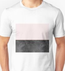 Rose grunge - two toned II Slim Fit T-Shirt