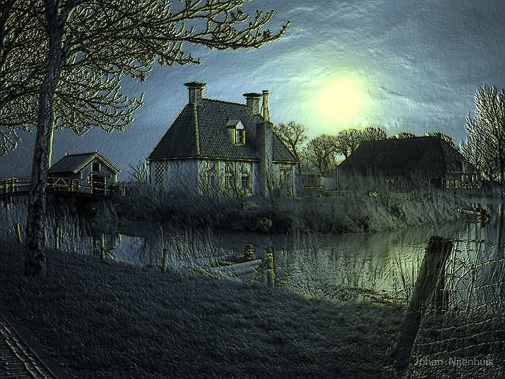 HAUNTED by Johan  Nijenhuis