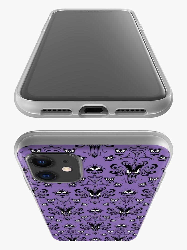 Alternate view of 999 Happy Haunts iPhone Case & Cover