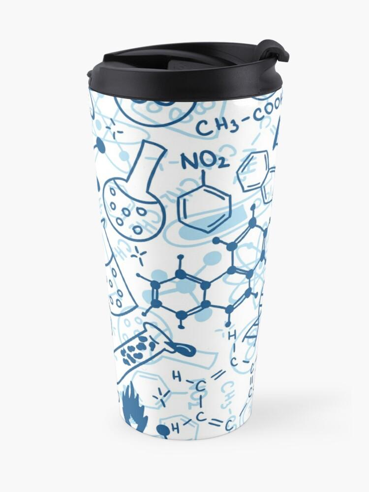 Alternate view of Chemistry Travel Mug