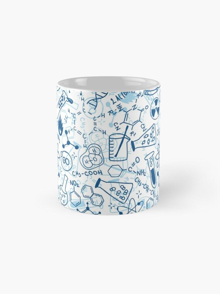 Alternate view of Chemistry Mug