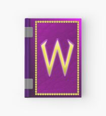 """""""W"""" Tome Hardcover Journal"""