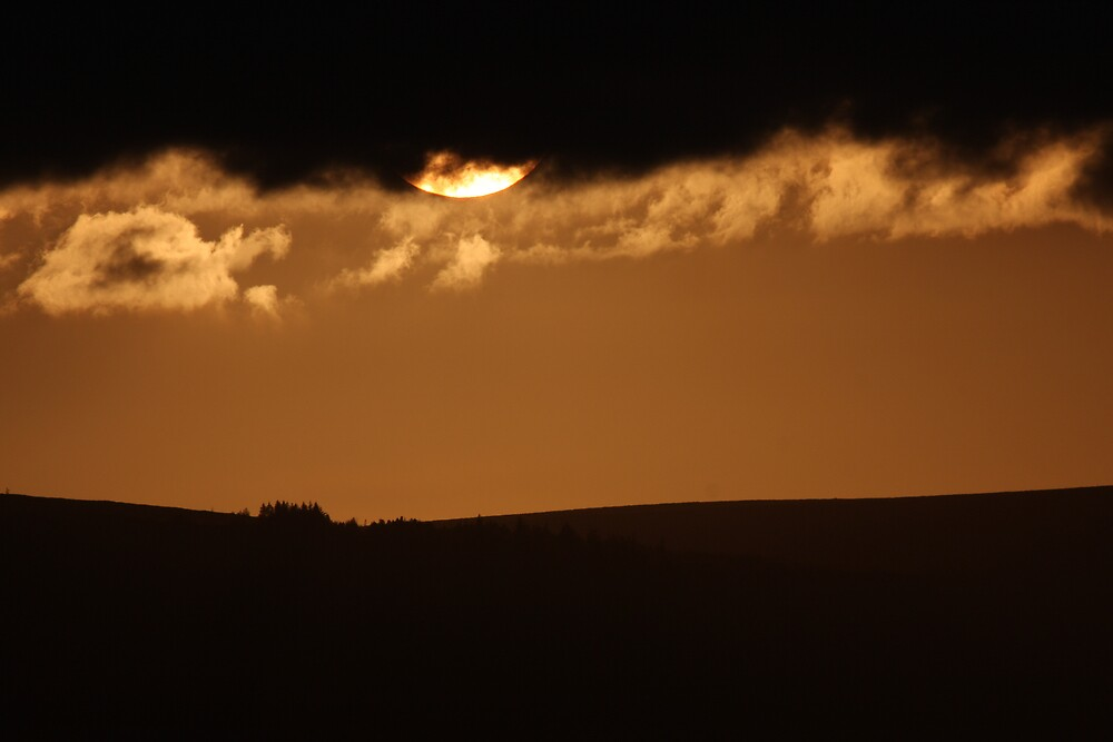 setting sun by Steiner62