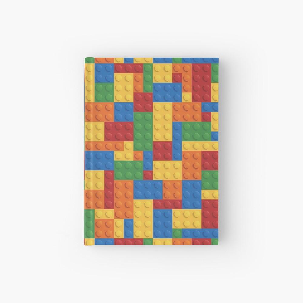 LegoLove Hardcover Journal