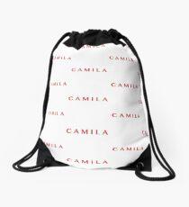 C A M I L A Drawstring Bag