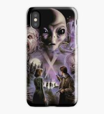 X-Files - Daily Dead iPhone Case/Skin