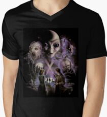 X-Files - Daily Dead Men's V-Neck T-Shirt