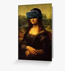 Oculisa Rift Greeting Card