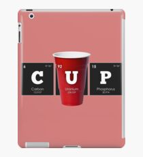Chemistry - Periodic Table Elements: CUP iPad Case/Skin