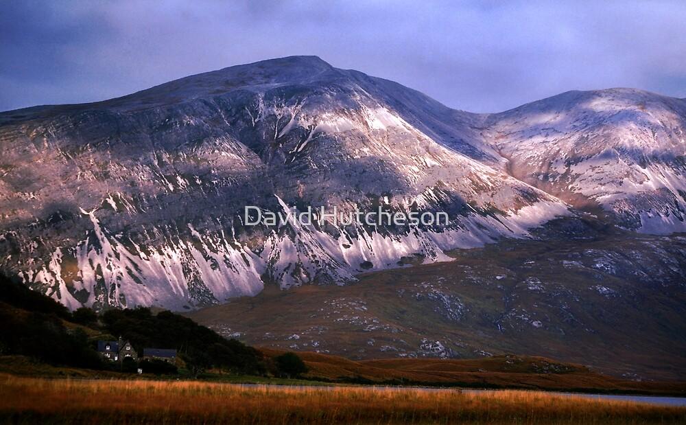 Glen Torridon vista by David Hutcheson