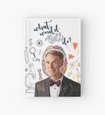 What Would Bill Nye Do? Hardcover Journal