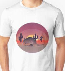 Armadillo Sky Unisex T-Shirt