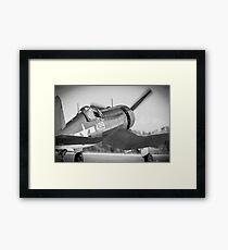 FG-1D Corsair Framed Print
