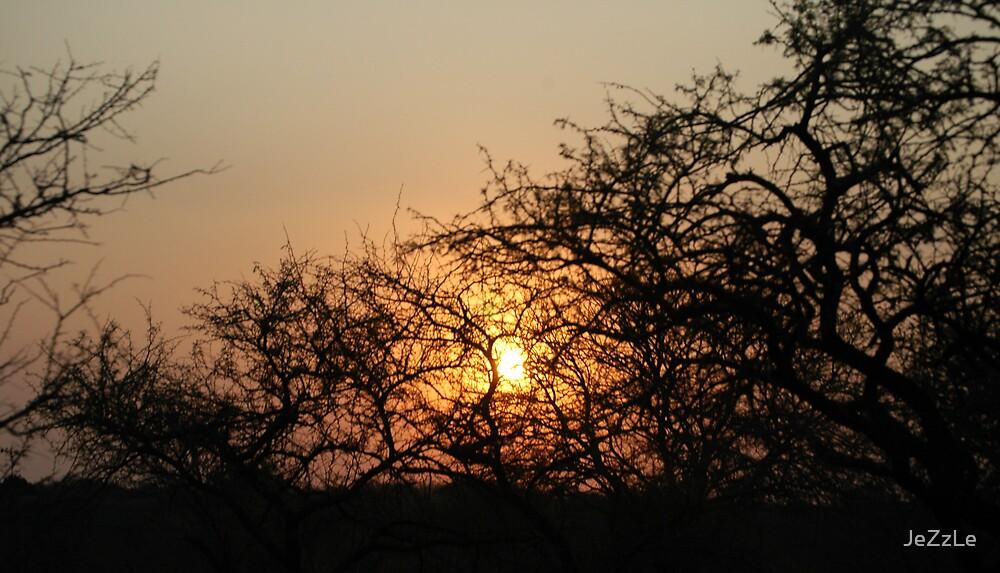 Through The Tree by JeZzLe