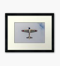 WWII Japanese A6M2 Zero fighter  Framed Print