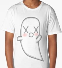 Cute ghost  Long T-Shirt