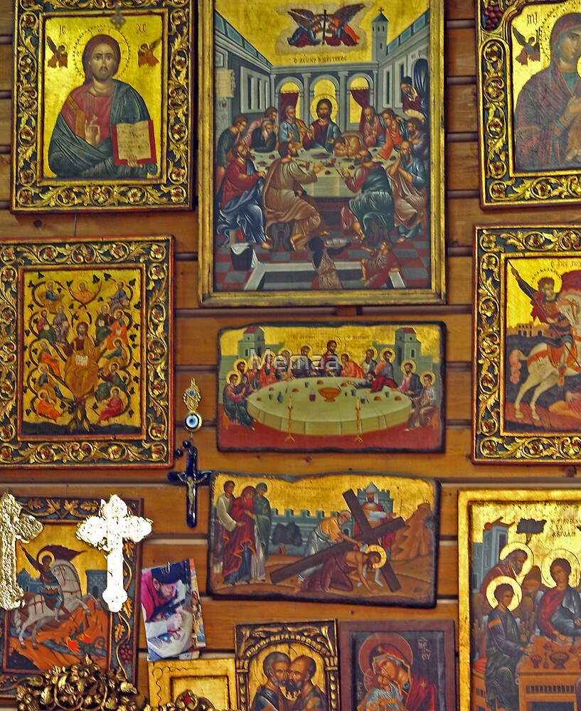 The Greek Icons of Rhodes by Memaa