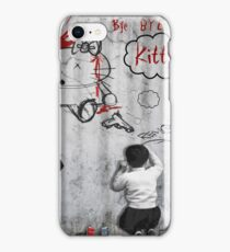 BYE BYE KITTY X REMO iPhone Case/Skin