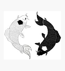 Koi Spirits Photographic Print