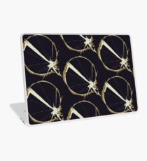 Queens of the stone age - Villians logo Laptop Skin