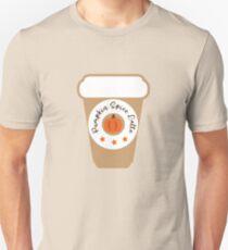 Pumpkin Spice Latte Unisex T-Shirt