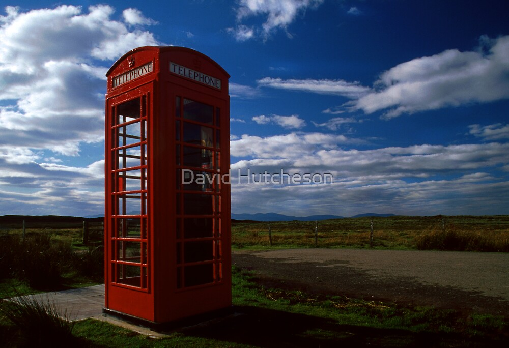 Remote Phone by David Hutcheson