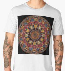 Ayahuasca Mandala Men's Premium T-Shirt