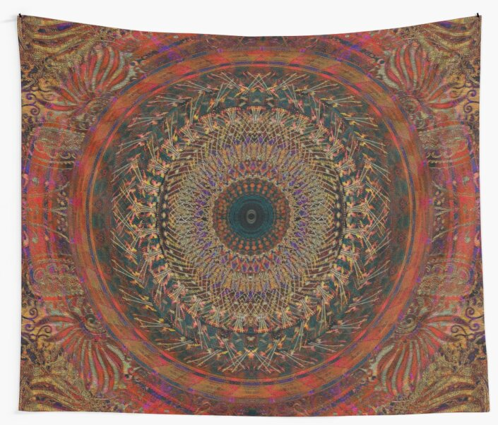 Revelational Mandala by Daniel Watts