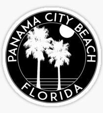 PANAMA CITY BEACH FLORIDA BEACH OCEAN SURFING VACATION SURF 2 Sticker