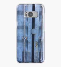 Shipping Container Doors Samsung Galaxy Case/Skin